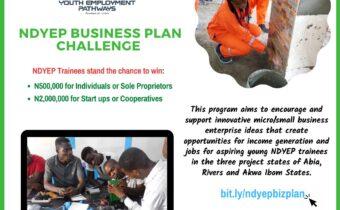 NDYEP Business Plan Challenge