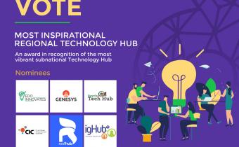 Clintonel Innovation Center - Startup Award